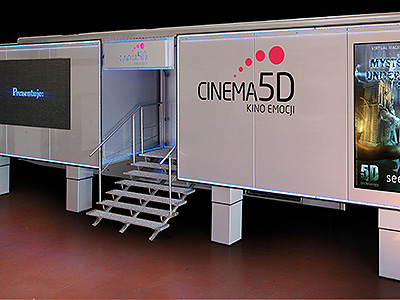 Mobile 5D Cinema