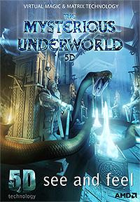 Mysterious Underworld Lead