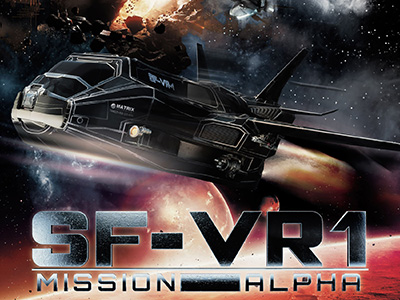 SF-VR1 Mission Alpha